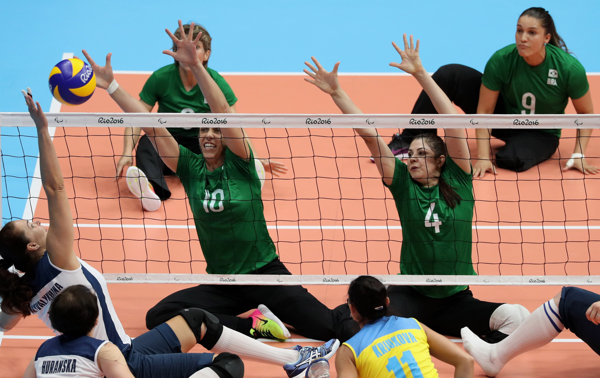 Last Tokyo 2020 women's sitting volleyball spot on the line in Halifax