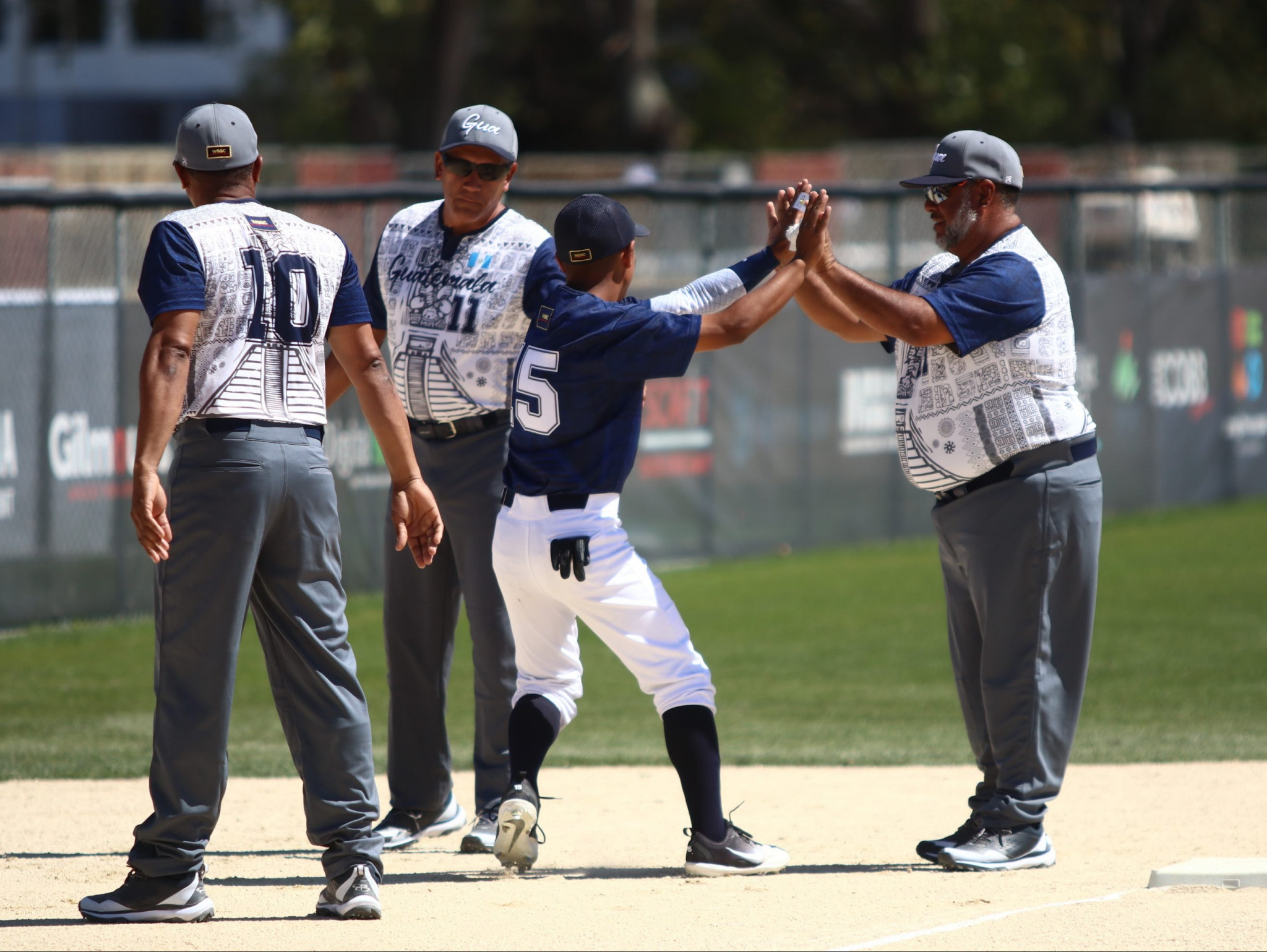 Argentina, Czech Republic and Guatemala complete super round line-up at WBSC Under-18 Men's Softball World Cup