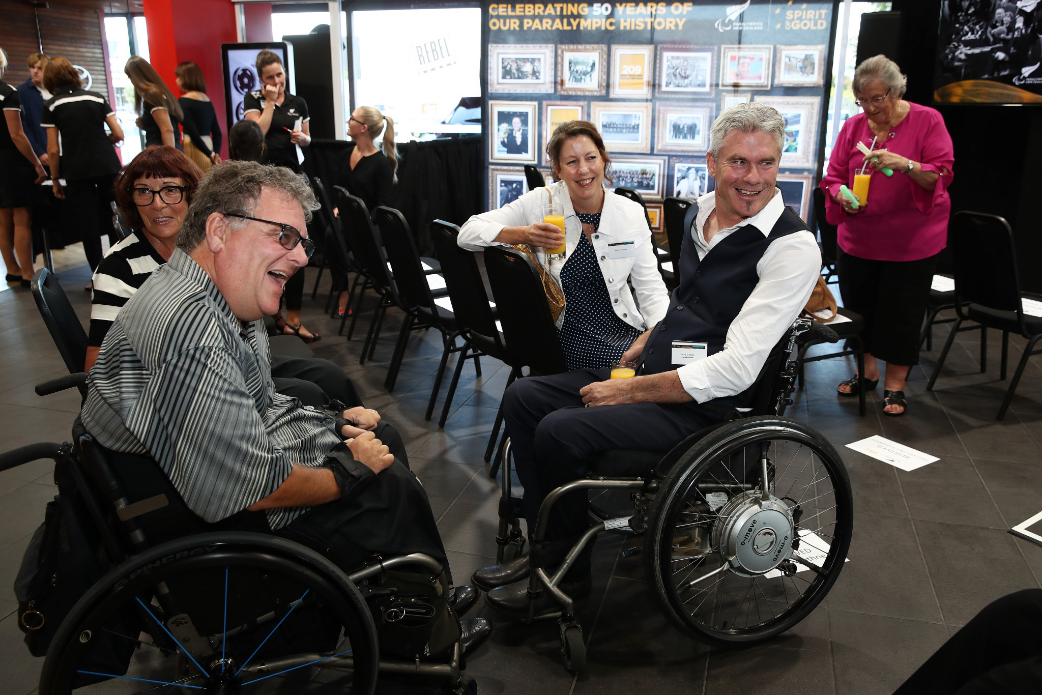 PNZ Celebration Project moves to Auckland with additional 13 New Zealand Paralympians acknowledged