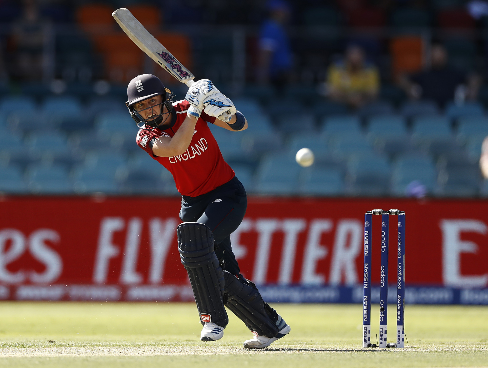 Knight century eases England to victory at Women's T20 World Cup