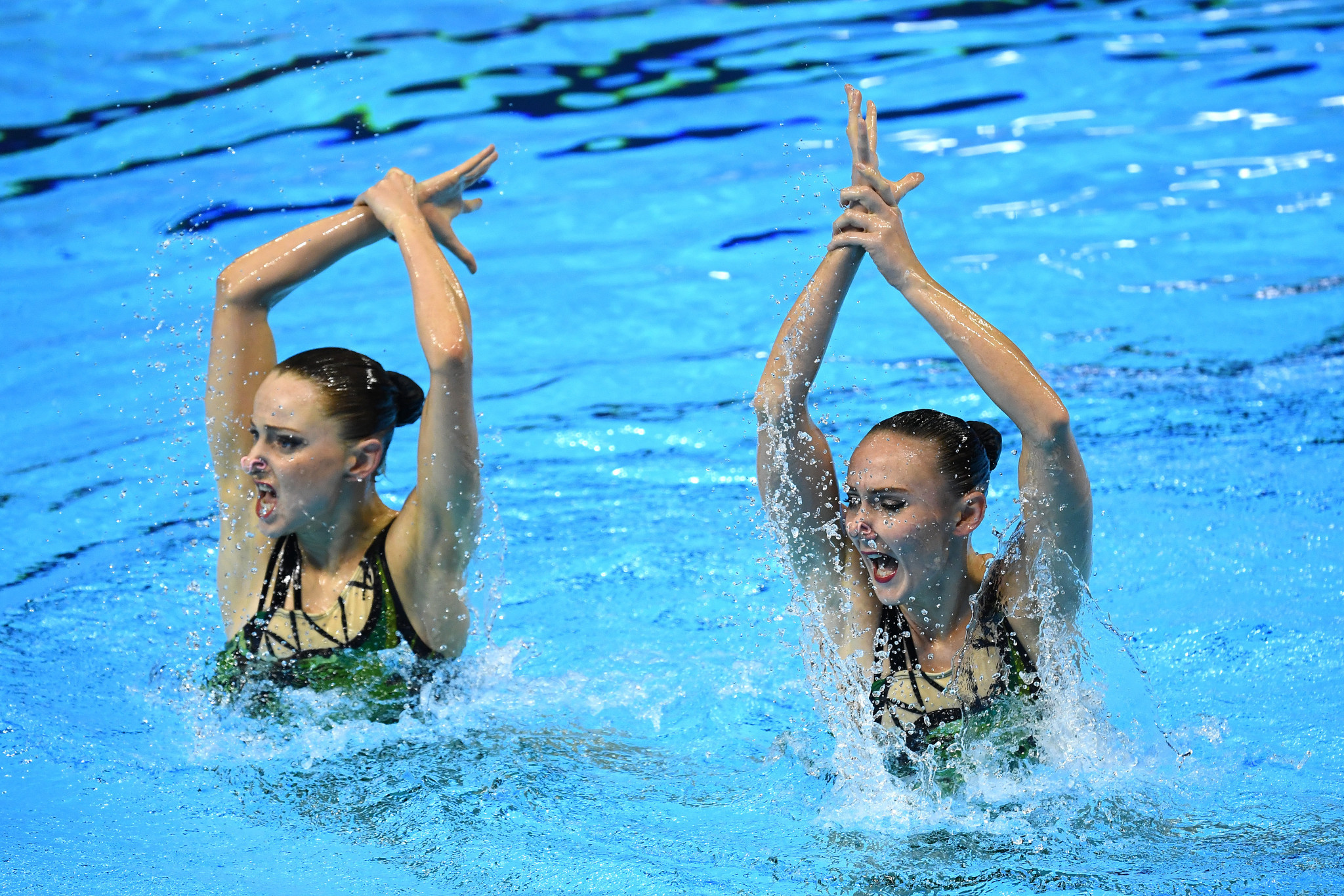 Australia name eight-strong artistic swimming squad for Tokyo 2020