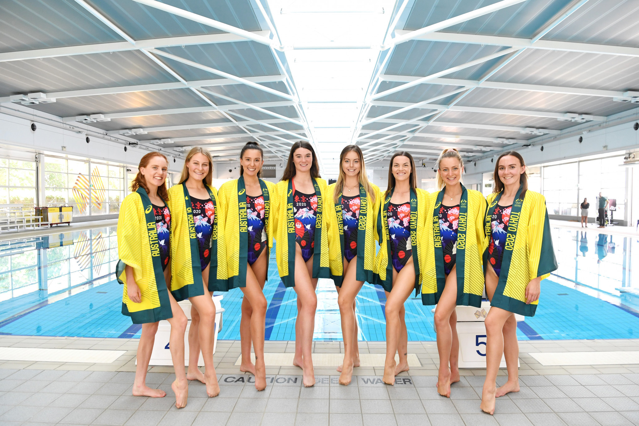 Australia have already qualified for the women's team event at Tokyo 2020 ©Swimming Australia