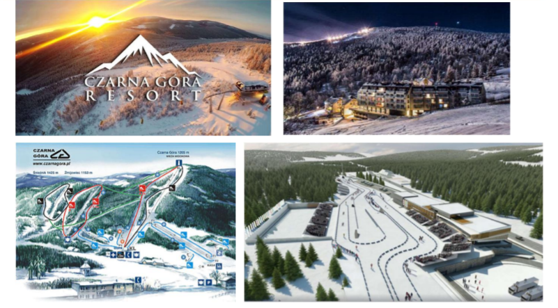 Action is scheduled to take place at Czarna Góra Ski Resort and Duszniki Cross Country Center ©Paralympic.org