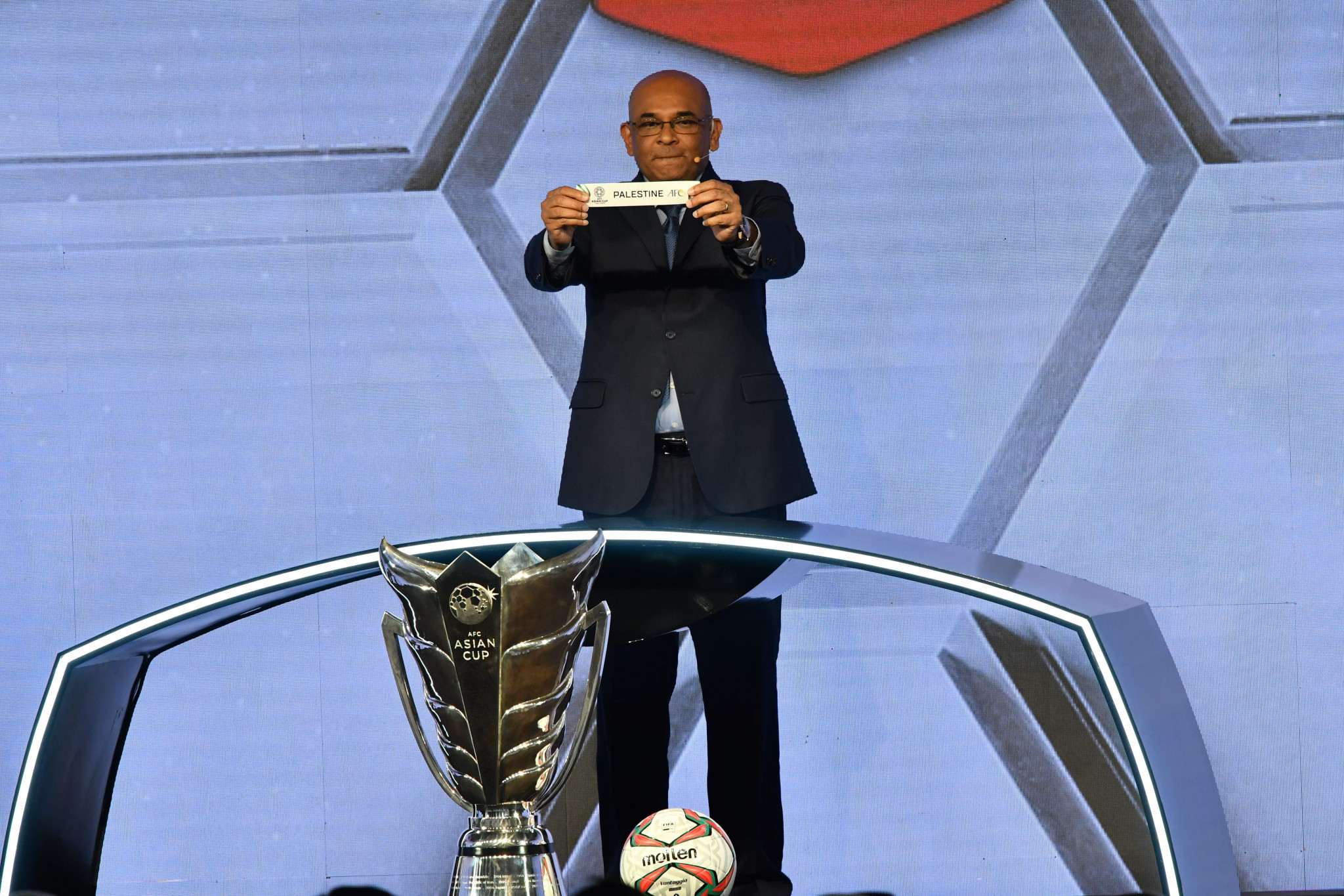 AFC general secretary Dato Windsor John admitted coronavirus has created unprecedented and challenging times for the continental governing body with matches all cross Asia being postponed ©Getty Images