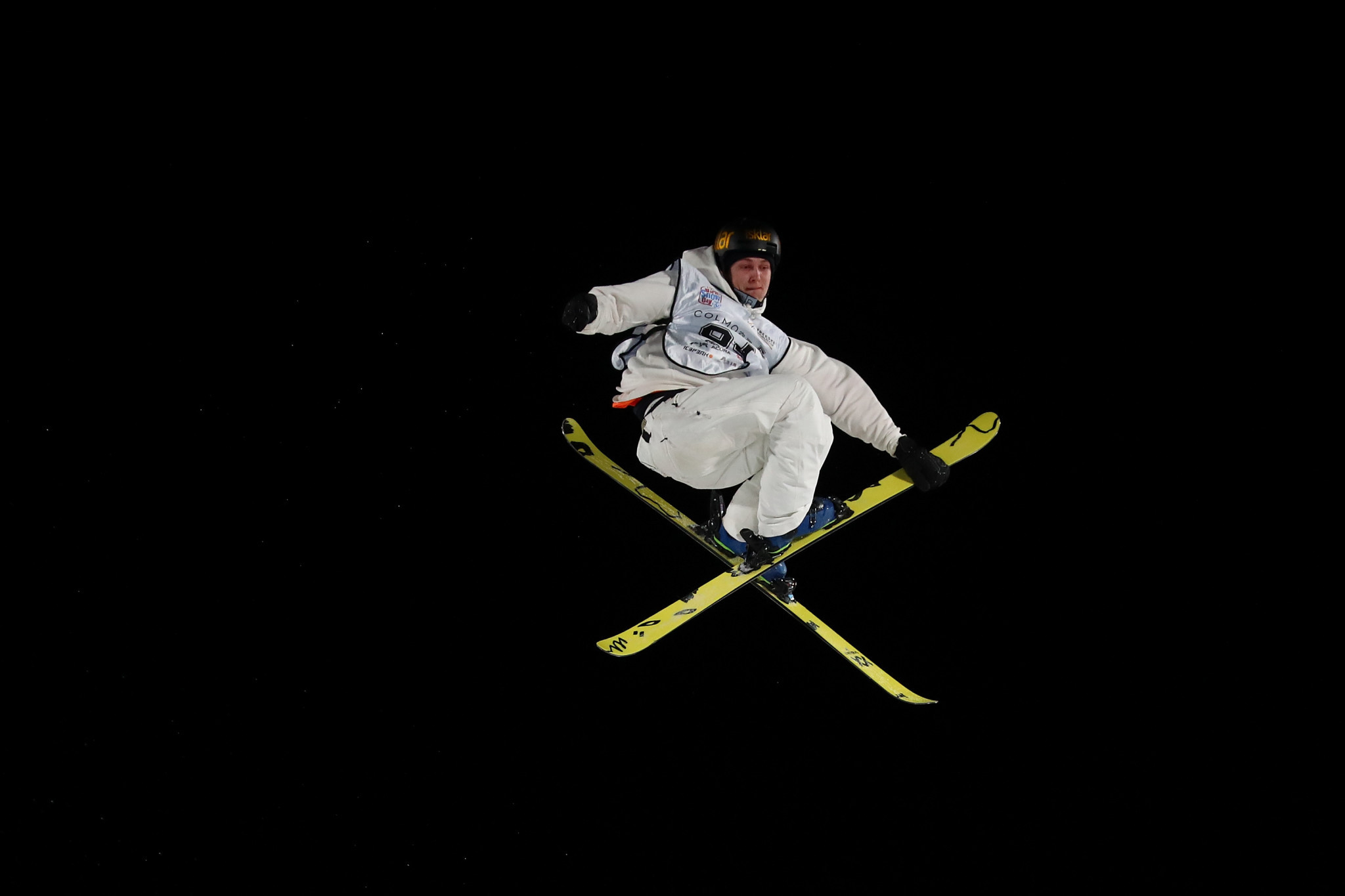 Overall big air champions to be crowned at Freestyle Skiing World Cup in Destne