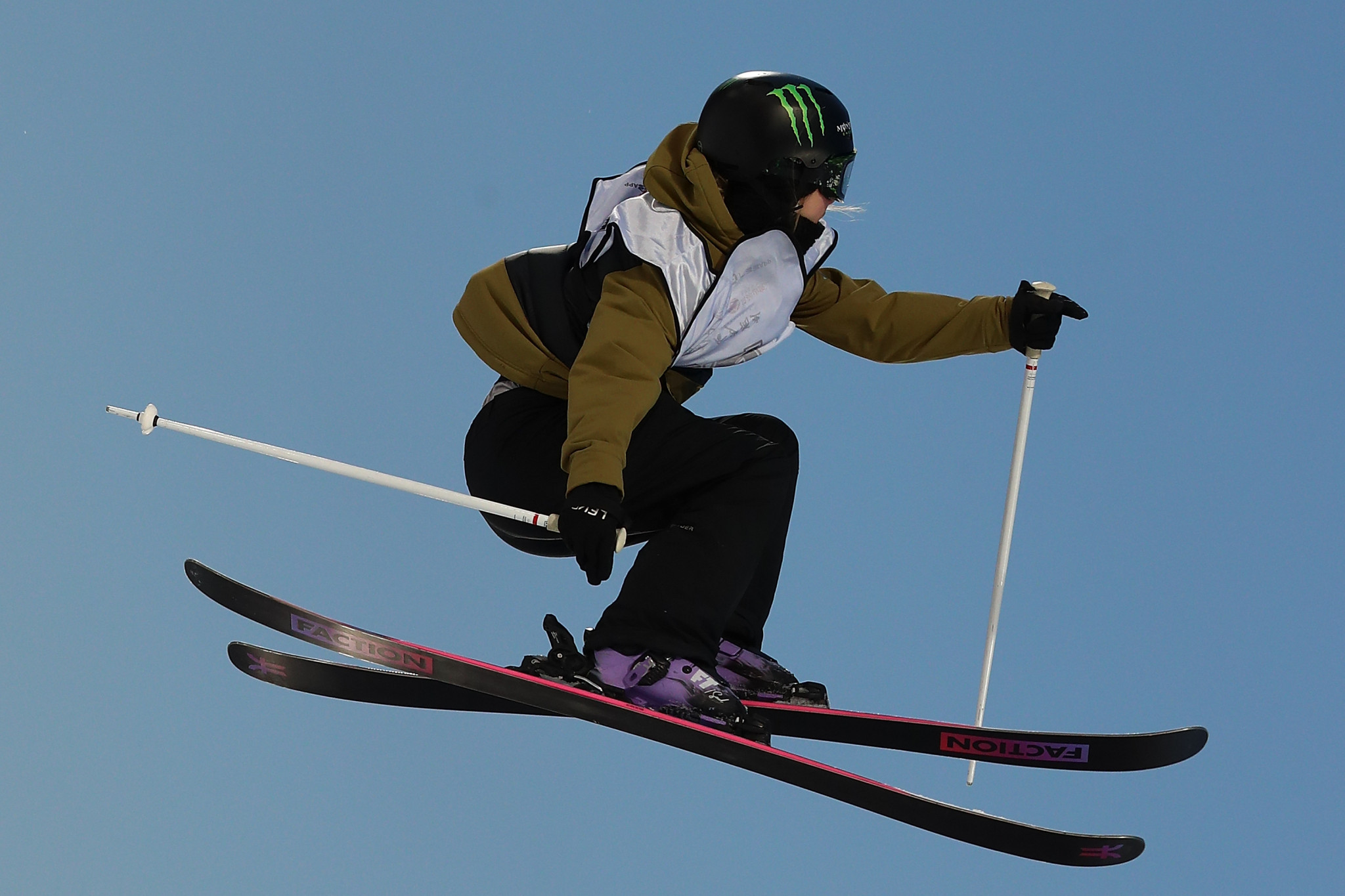 Giulia Tanno's treble of silver medals sees her lead the overall women's rankings ©Getty Images