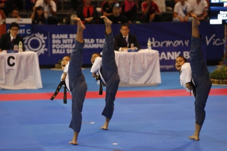 Chungwon Choue is keen to integrate poomsae into more events ©WTF