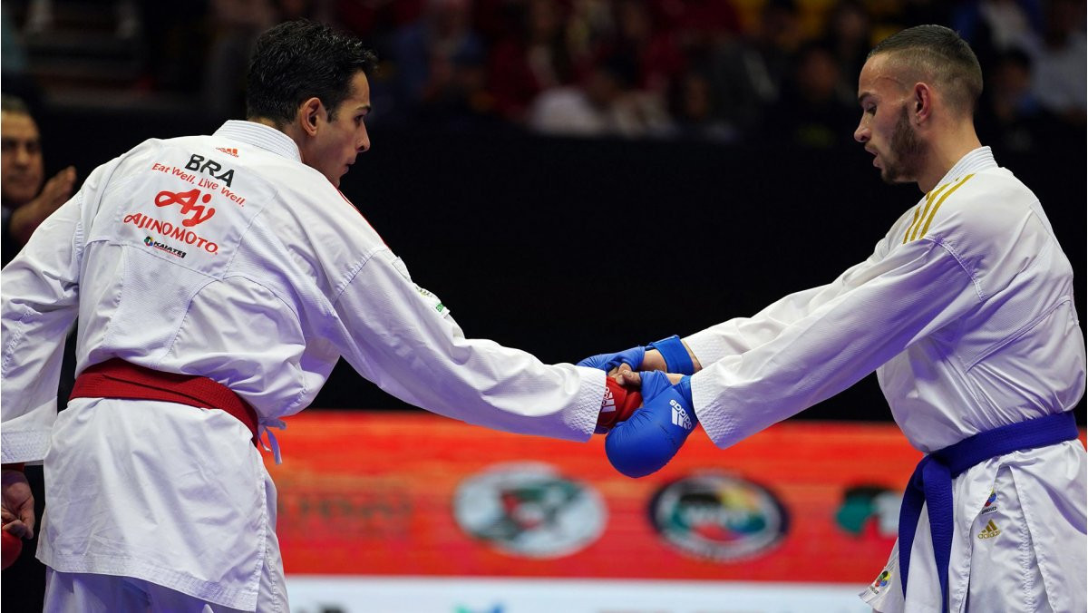 Race to Tokyo 2020 continues as Karate 1-Premier League makes third stop in Salzburg
