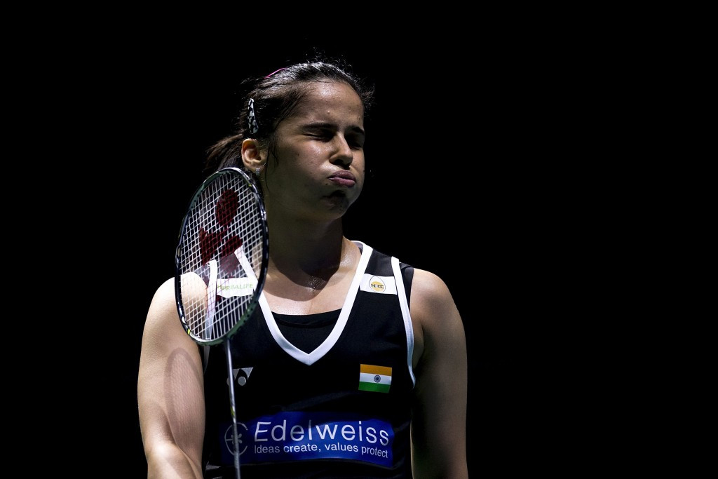 Second seed Nehwal suffers early loss at BWF World Superseries Finals in Dubai
