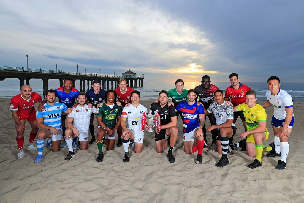 United States aiming for home hat-trick at Los Angeles Sevens