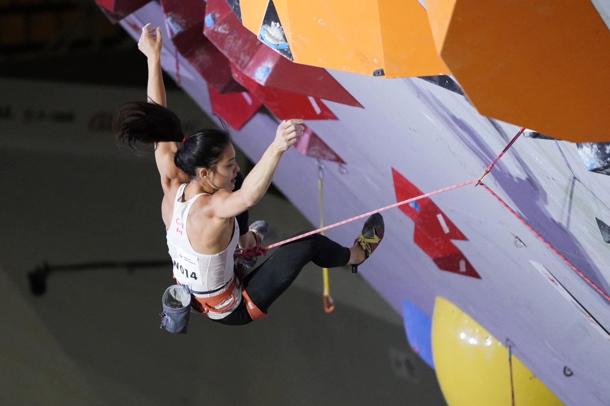 Athletes chasing Tokyo 2020 places at Pan American Sport Climbing Championships