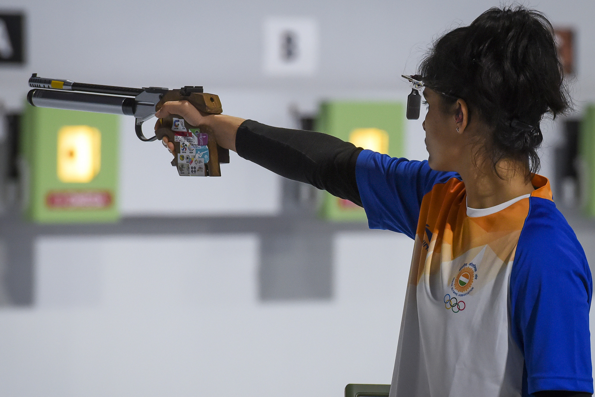 Indian shooters will no longer go to South Korea for a pre-Olympic training camp ©Getty Images
