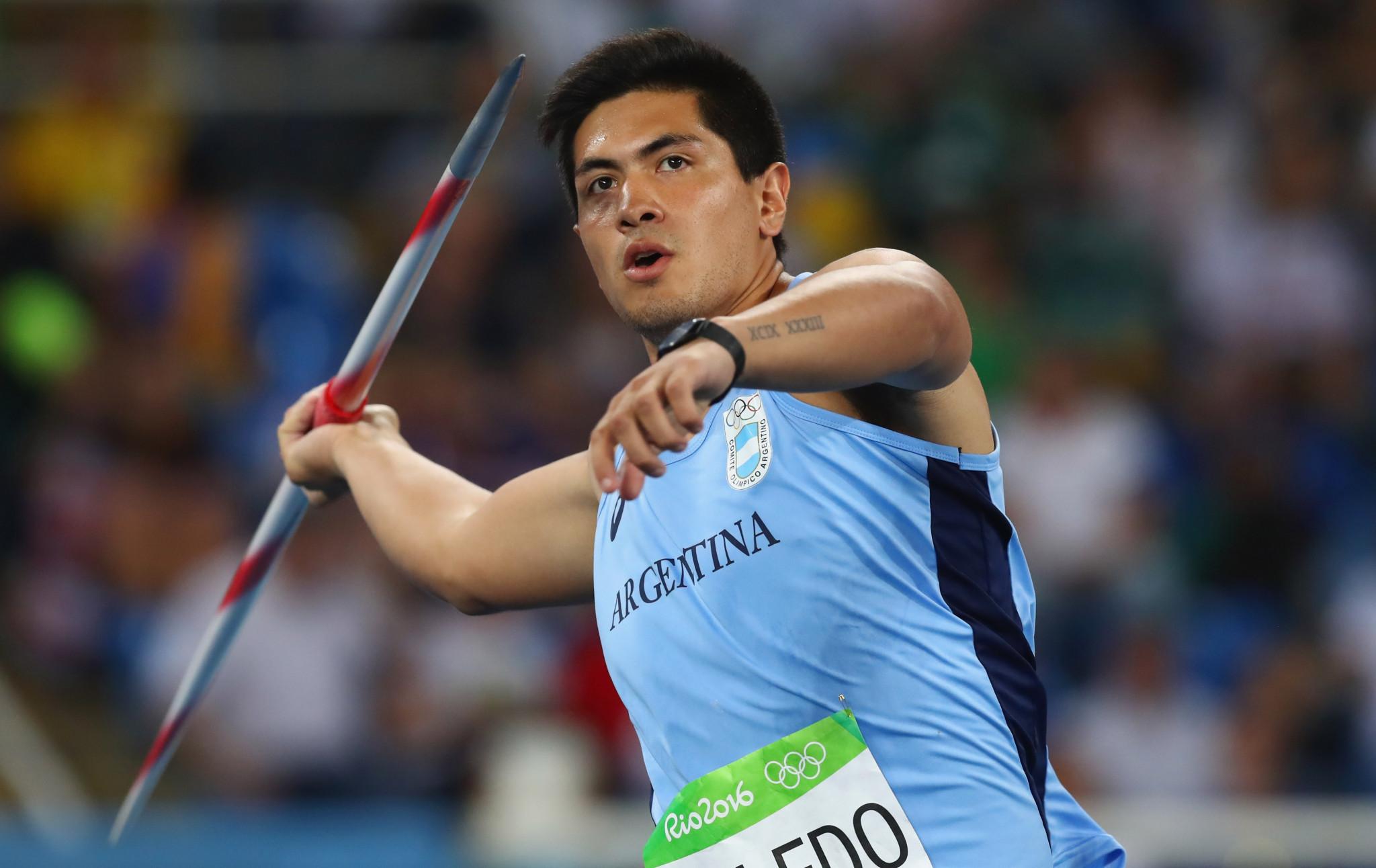 Argentinian javelin thrower killed in motorcycle crash months before Tokyo 2020