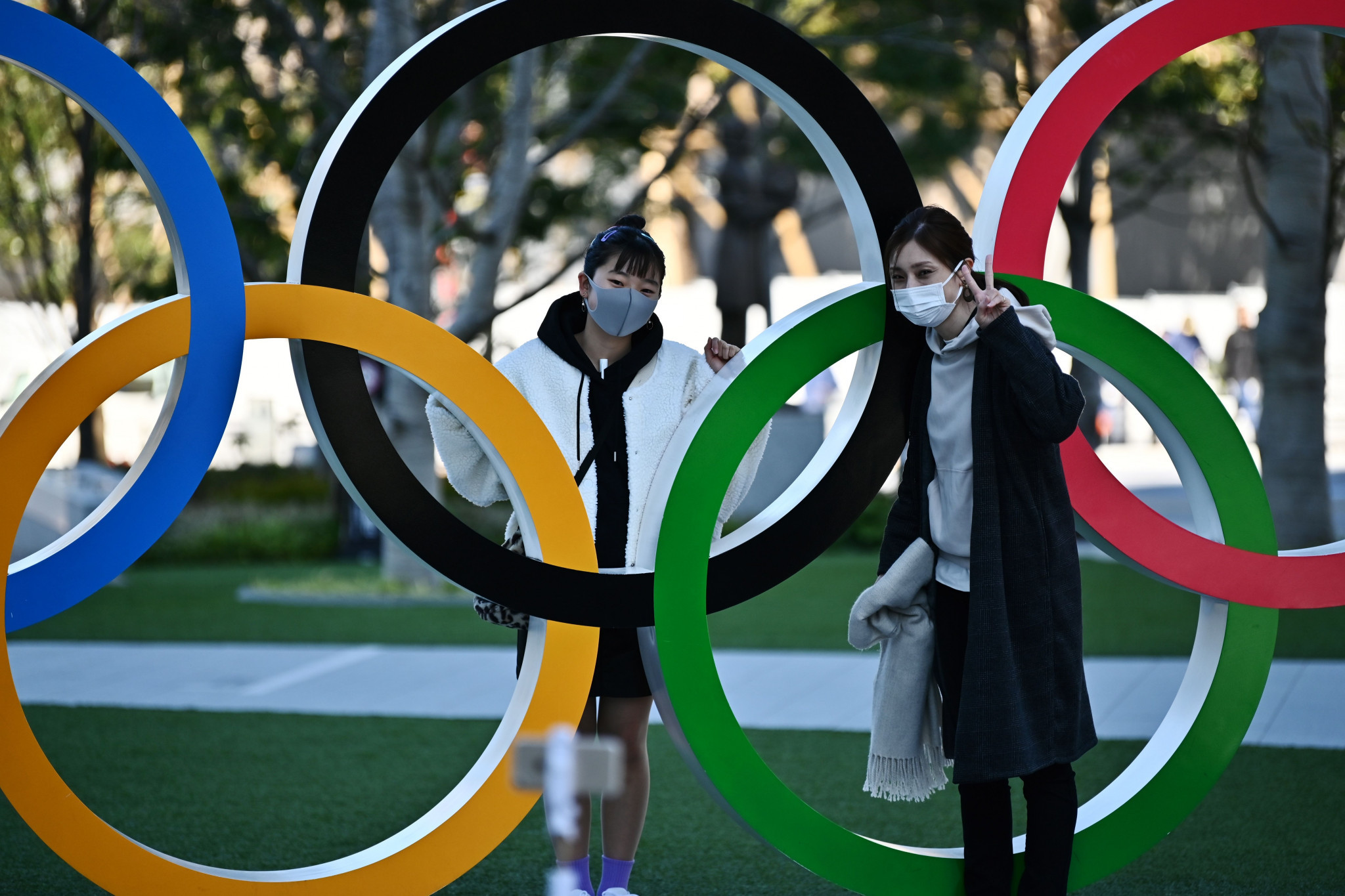 The outbreak of coronavirus has significantly impacted preparations for the Tokyo 2020 Olympic Games ©Getty Images