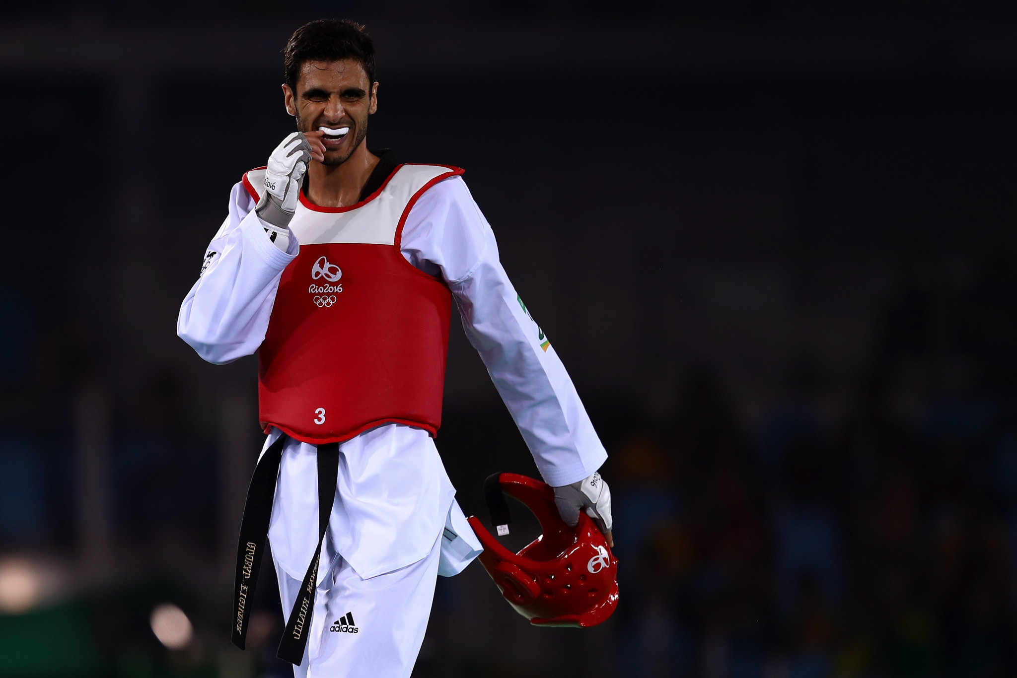 Australia's Safwan Khalil has been assured of a Tokyo 2020 place ©Getty Images