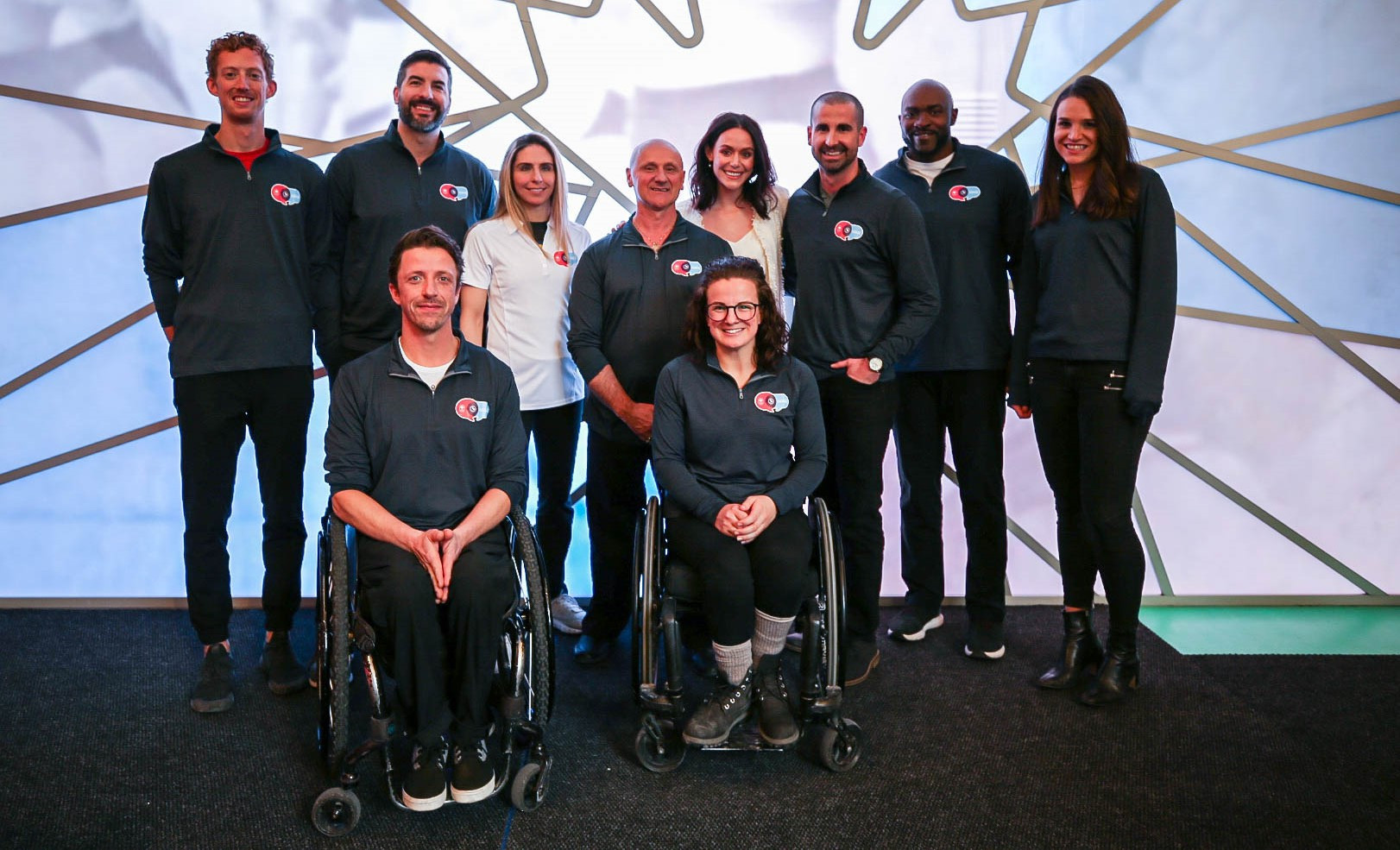 Canadian Paralympians take part in athlete advice session at COC headquarters