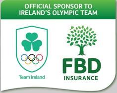 FBD Insurance launch campaign celebrating Irish Olympic heroes