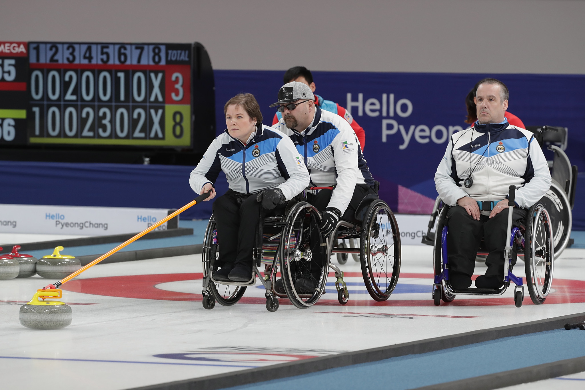 Scotland will be aiming to improve on a silver medal at the World Wheelchair Curling Championship in Wetzikon ©Getty Images