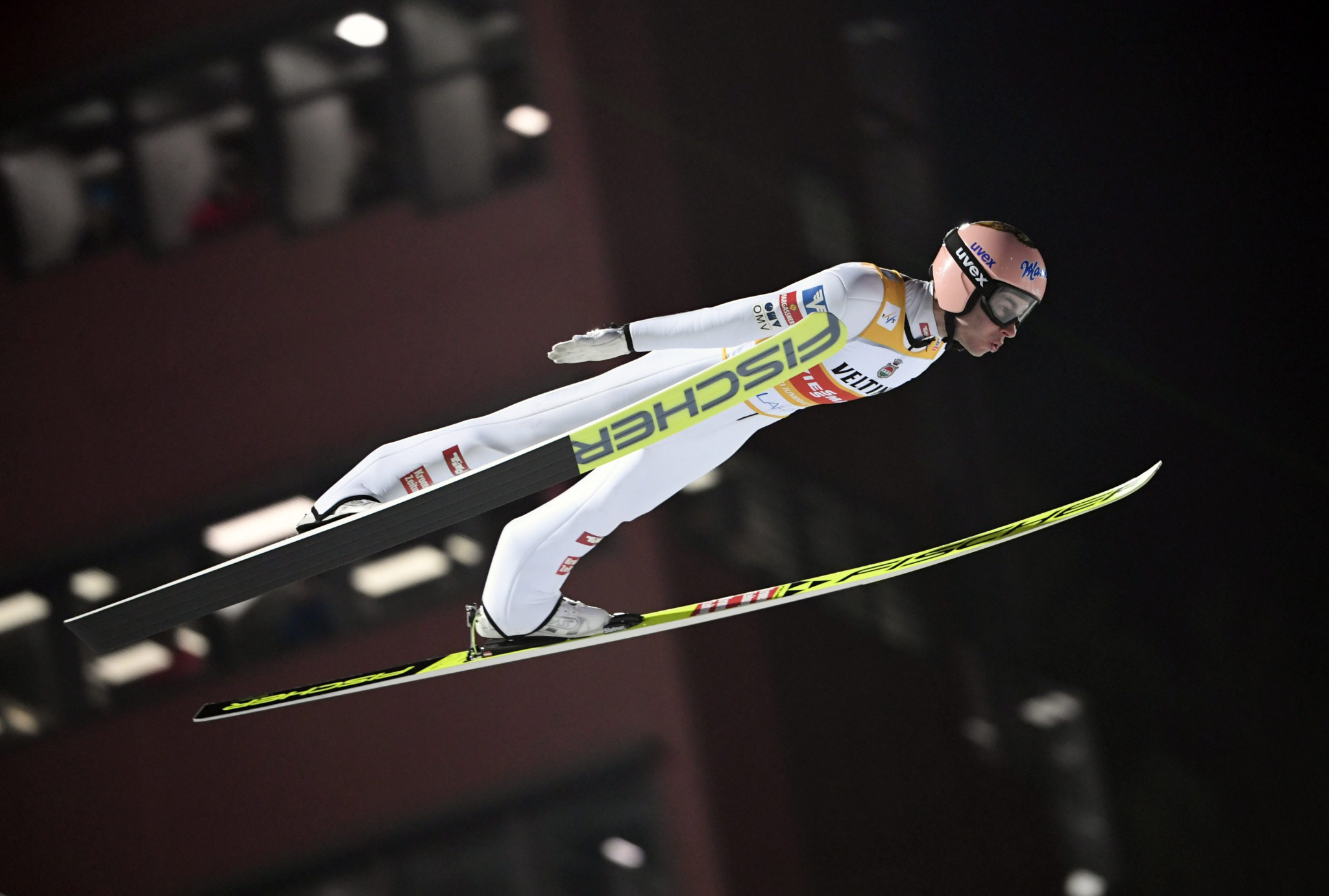 Kraft tops qualifying at FIS Ski Jumping World Cup in Lahti