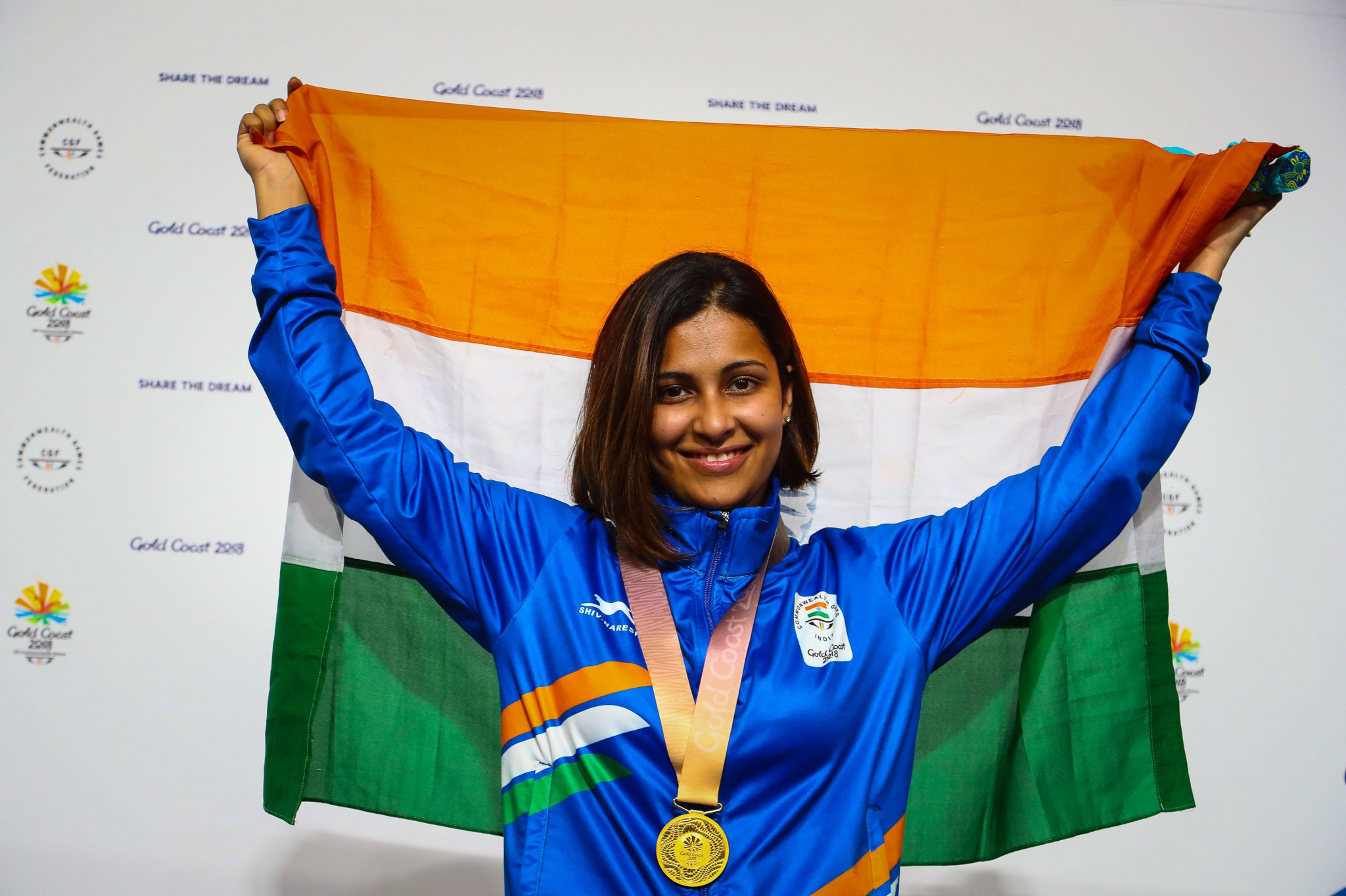 Shooting has traditionally been one of India's strongest Commonwealth Games sports ©Getty Images