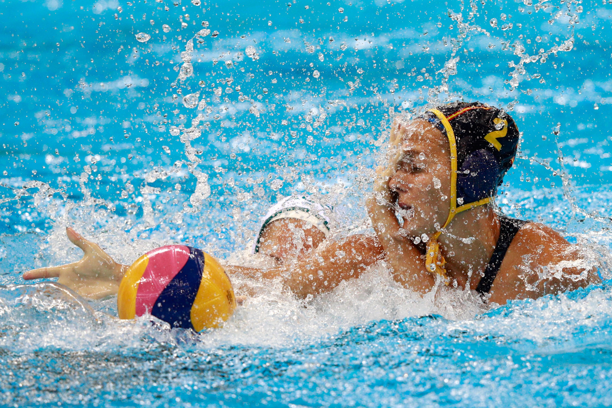 FINA postpones Olympic water polo qualifier in Italy