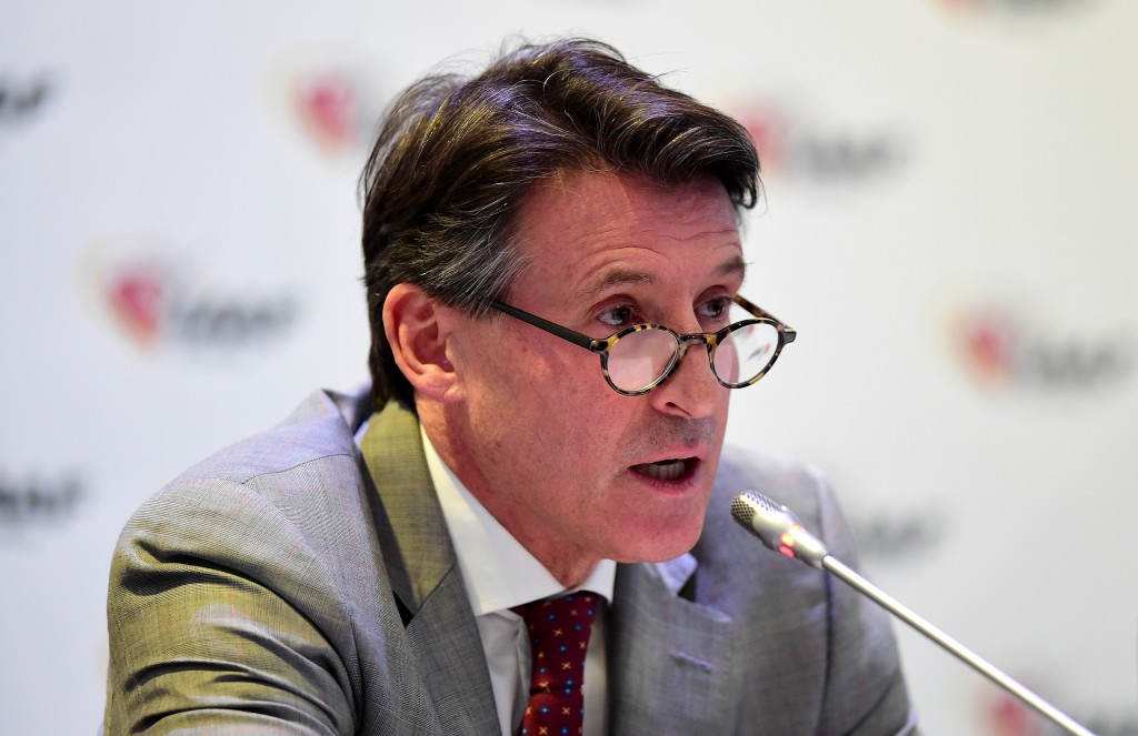German Paralympic long jumper Markus Rehm had reportedly written to IAAF President Sebastian Coe as part of his campaign to be allowed to compete at the Olympic Games ©Getty Images
