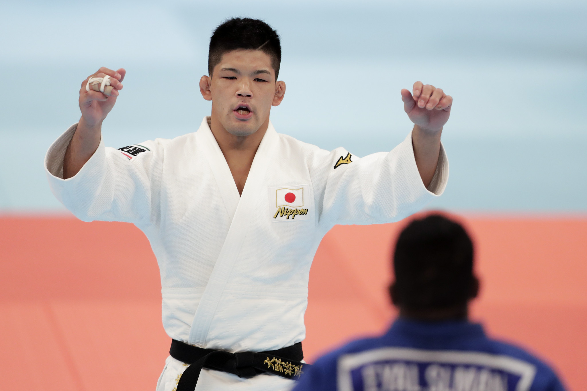 Ono to defend Olympic judo title at Tokyo 2020