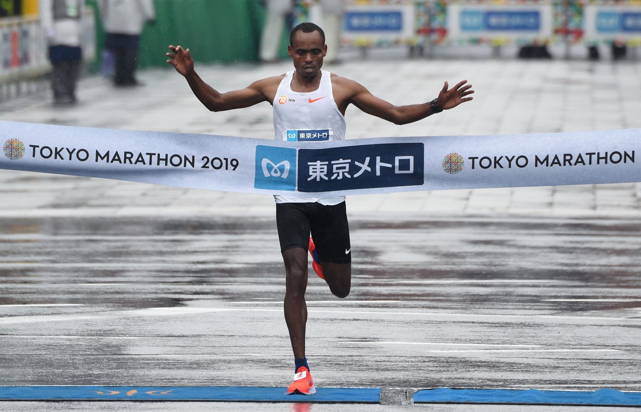 Legese and Aga aim to defend Tokyo Marathon titles