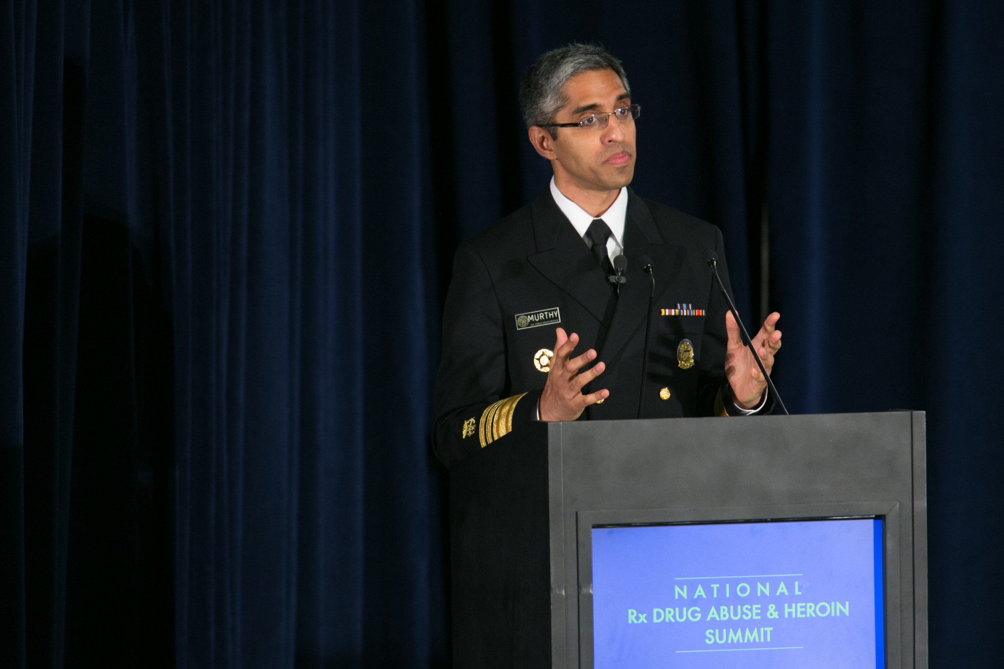 America's former Surgeon General Vivek Murthy has been appointed as an independent Board member at the USOPC as a replacement for ex-New York City Deputy Mayor Dan Doctoroff, who has stood down ©Getty Images