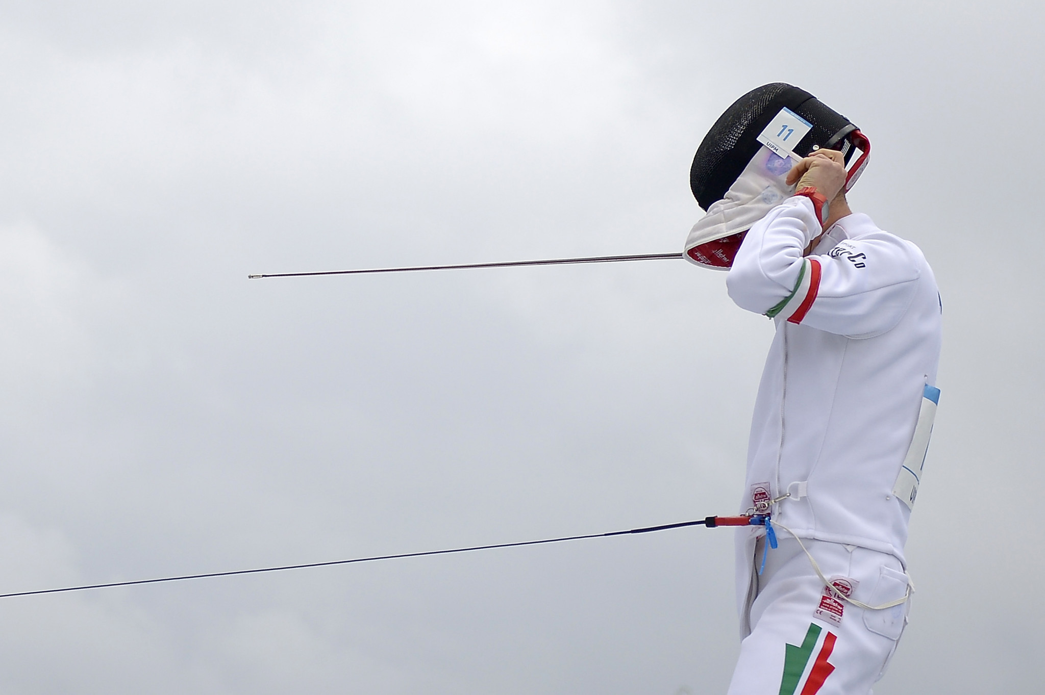 Hungarian veteran Marosi takes gold in men's final at UIPM World Cup