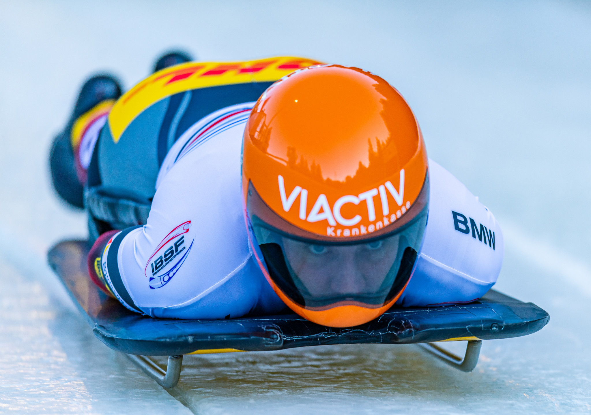 Hermann earns third skeleton title at IBSF World Championships