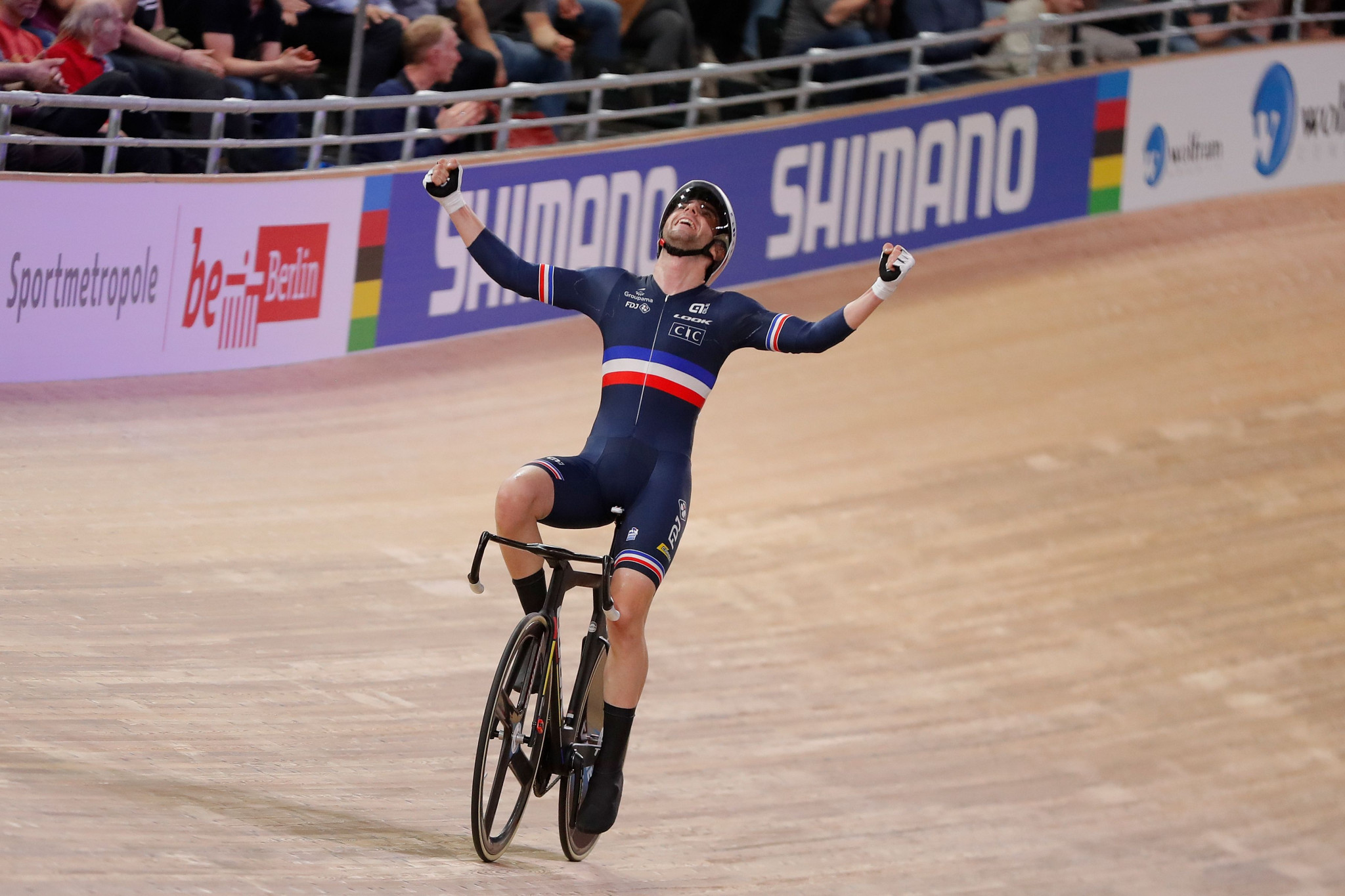 UCI claim no risk of coronavirus spread at World Track Cycling Championships
