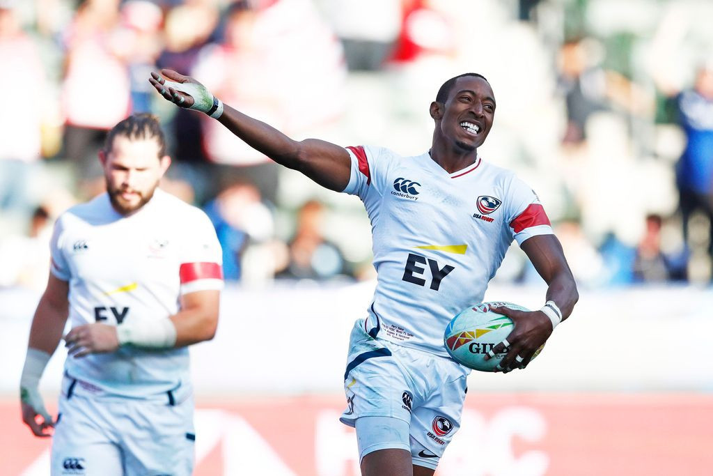 United States on track for home leg hat-trick at World Rugby Sevens in Los Angeles