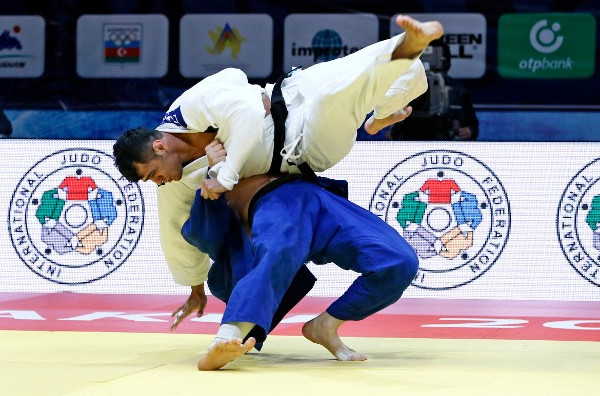 Home fighter denied gold as IJF Baku Grand Slam draws to close