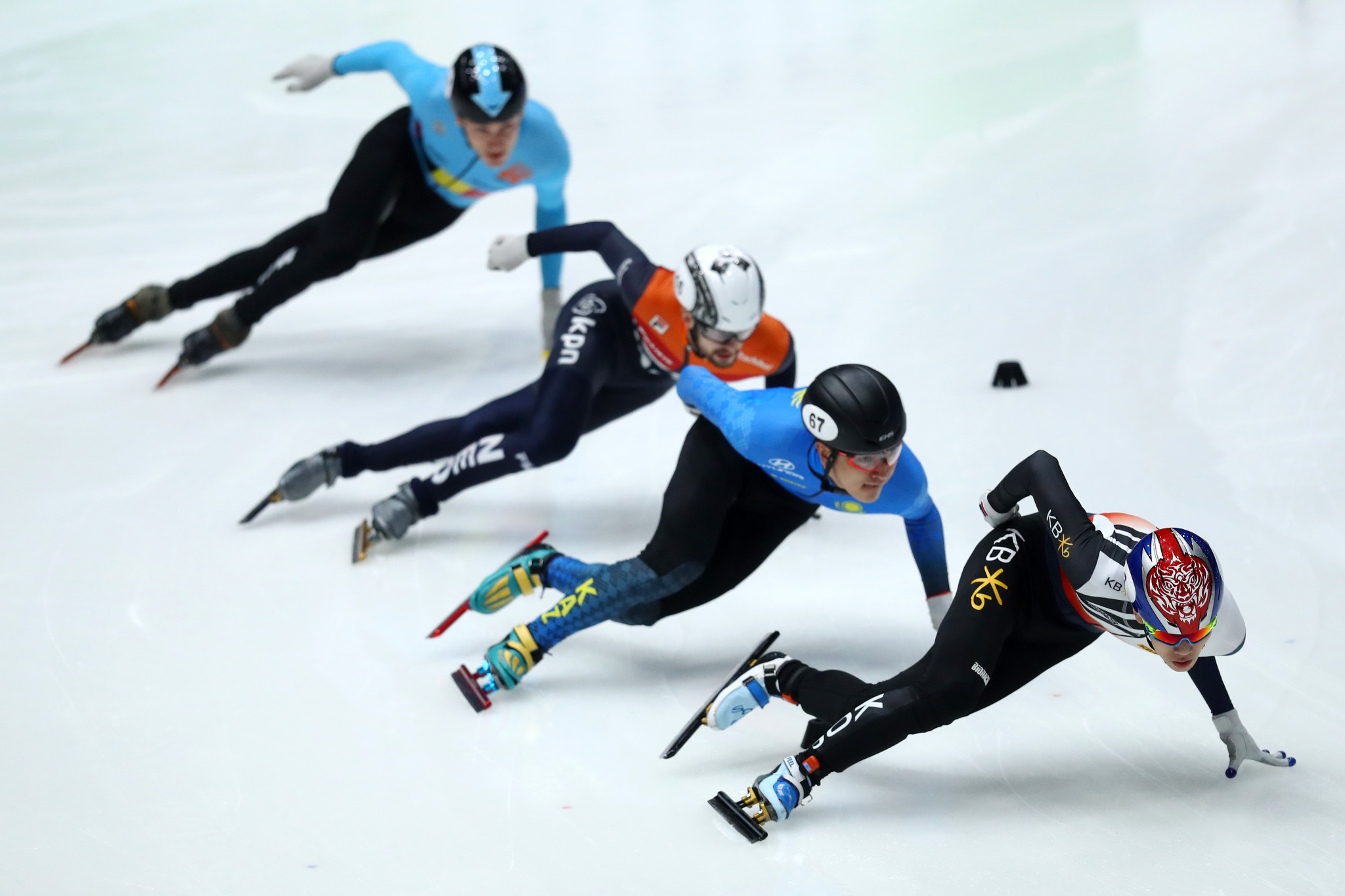 ISU reveal World Short Track Speed Skating Championships may take place next season