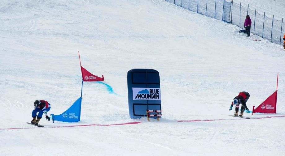Karl and Felicetti historic joint winners at FIS Snowboard World Cup in Blue Mountain