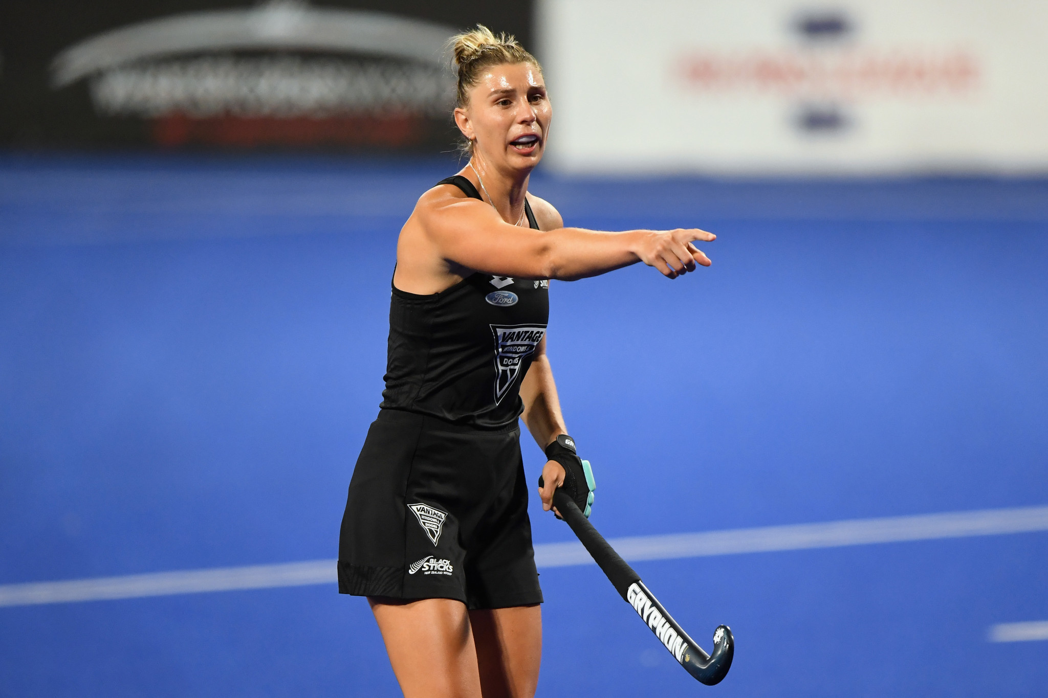 Merry scores four as New Zealand leapfrog Argentina in women's FIH Pro League