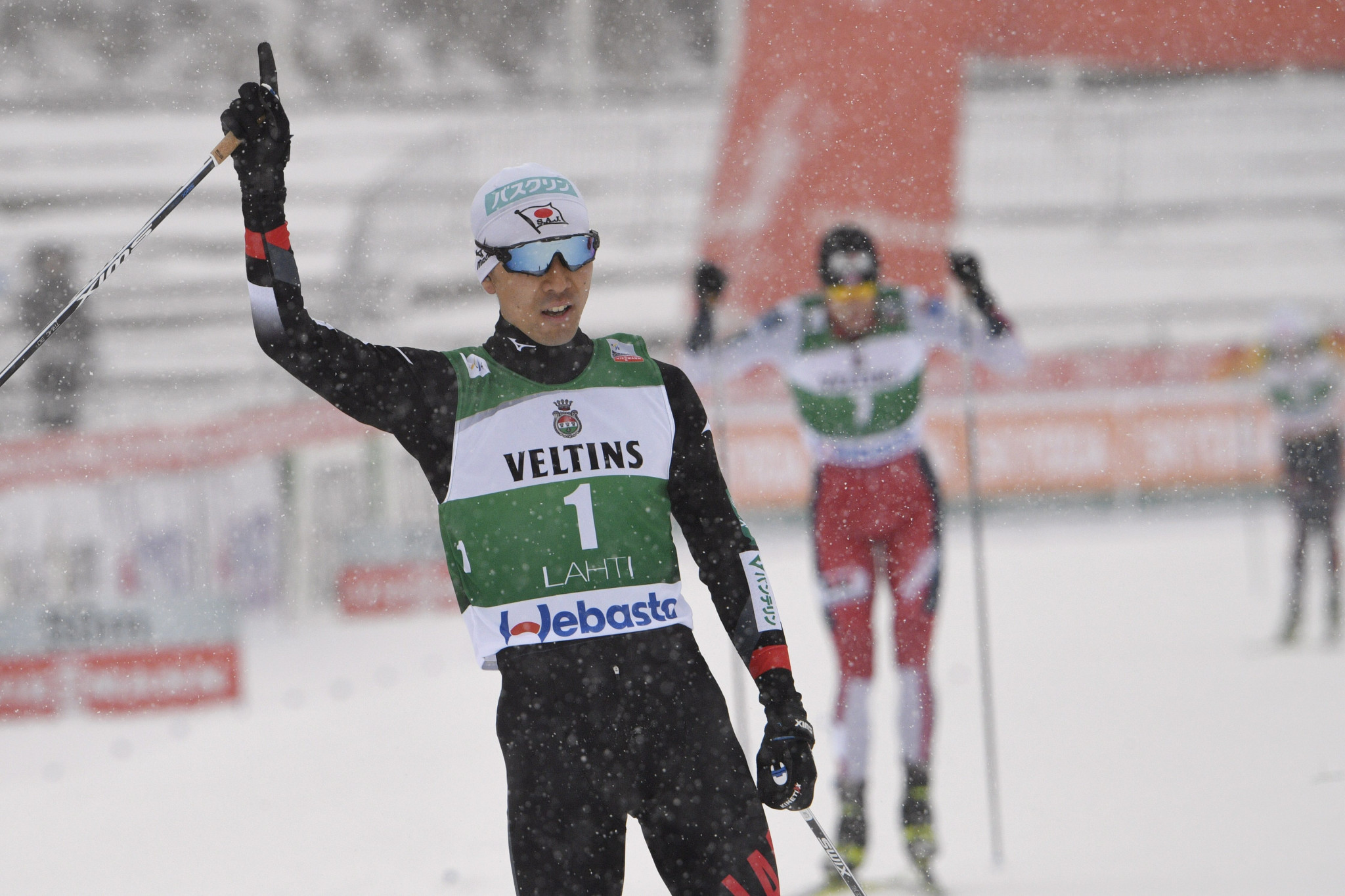 "Watabe earns first FIS Nordic Combined World Cup win of season at Lahti as Riiber ""curse"" continues"