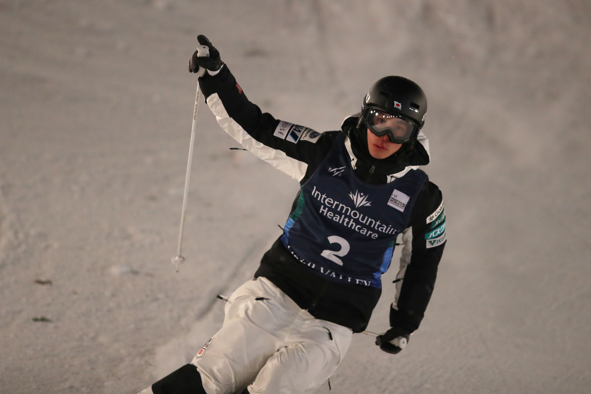 Horishima bests Kingsbury in dual moguls at FIS Freestyle Ski World Cup in Almaty