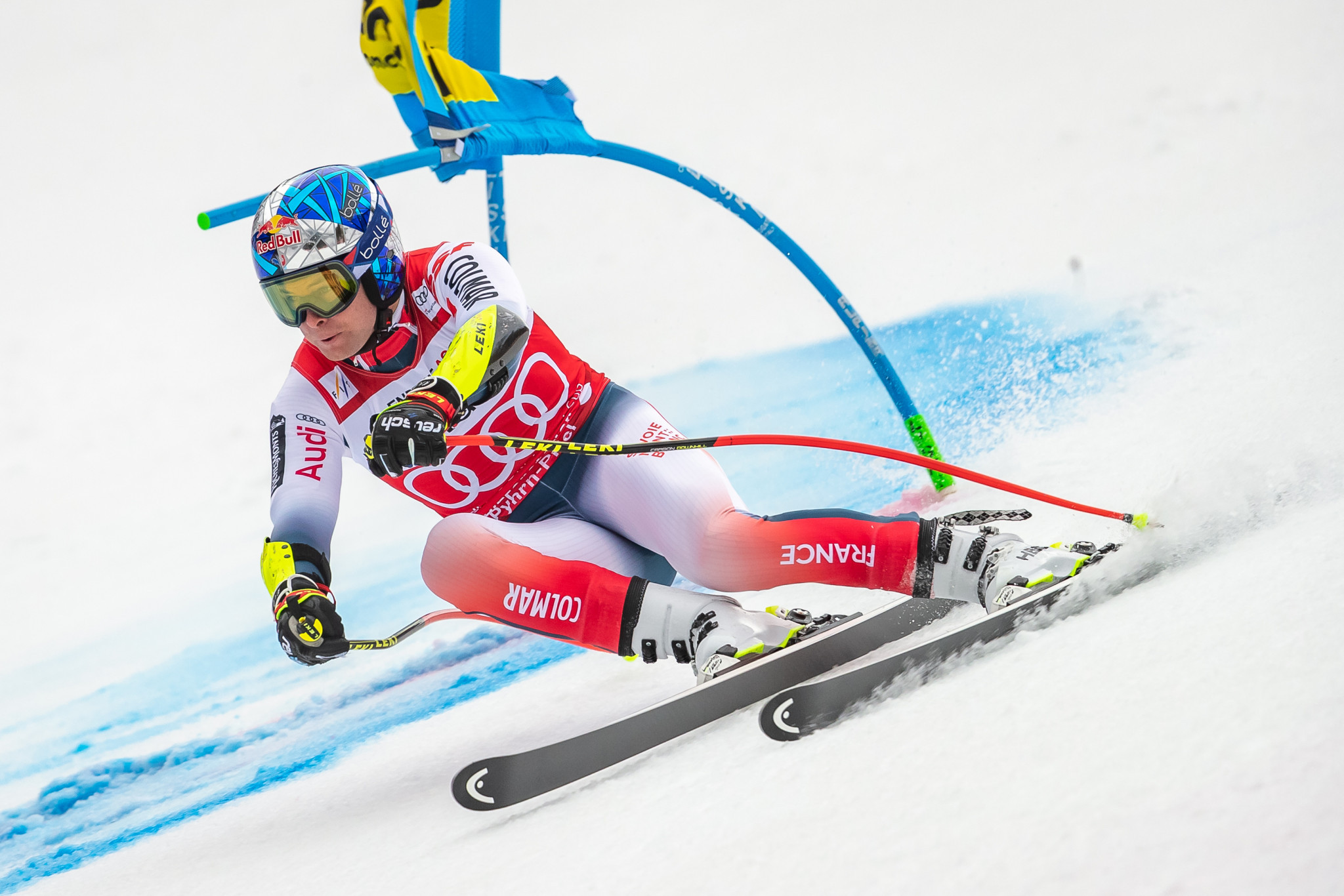 Pinturault seals Alpine Combined World Cup title with Hinterstoder triumph