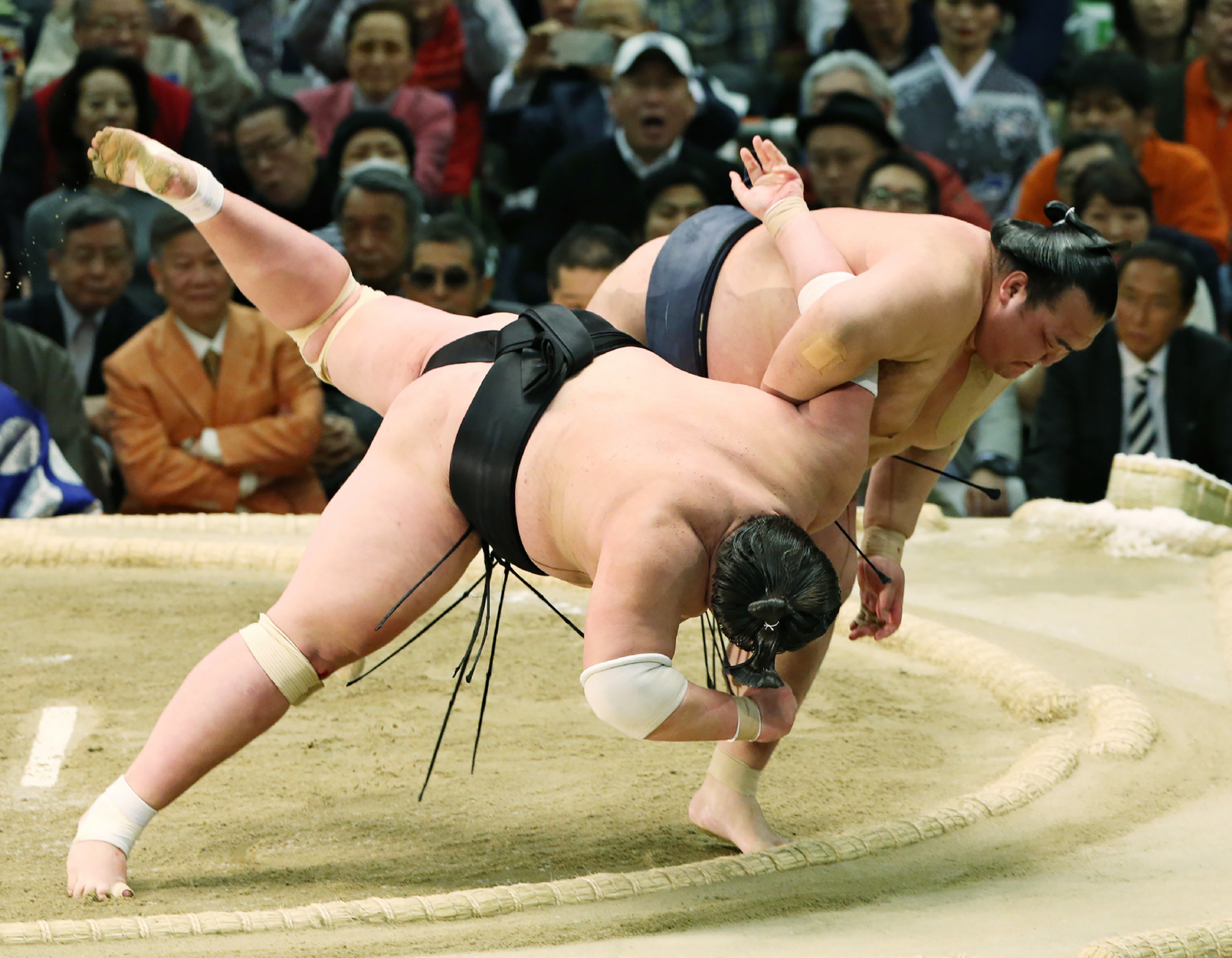 Japan's Spring Grand Sumo Tournament to be held behind closed doors due to coronavirus