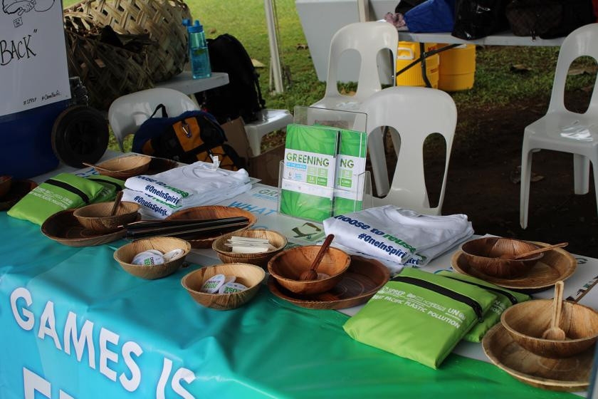 "Samoa 2019 praised by United Nations for ""Green Games"""