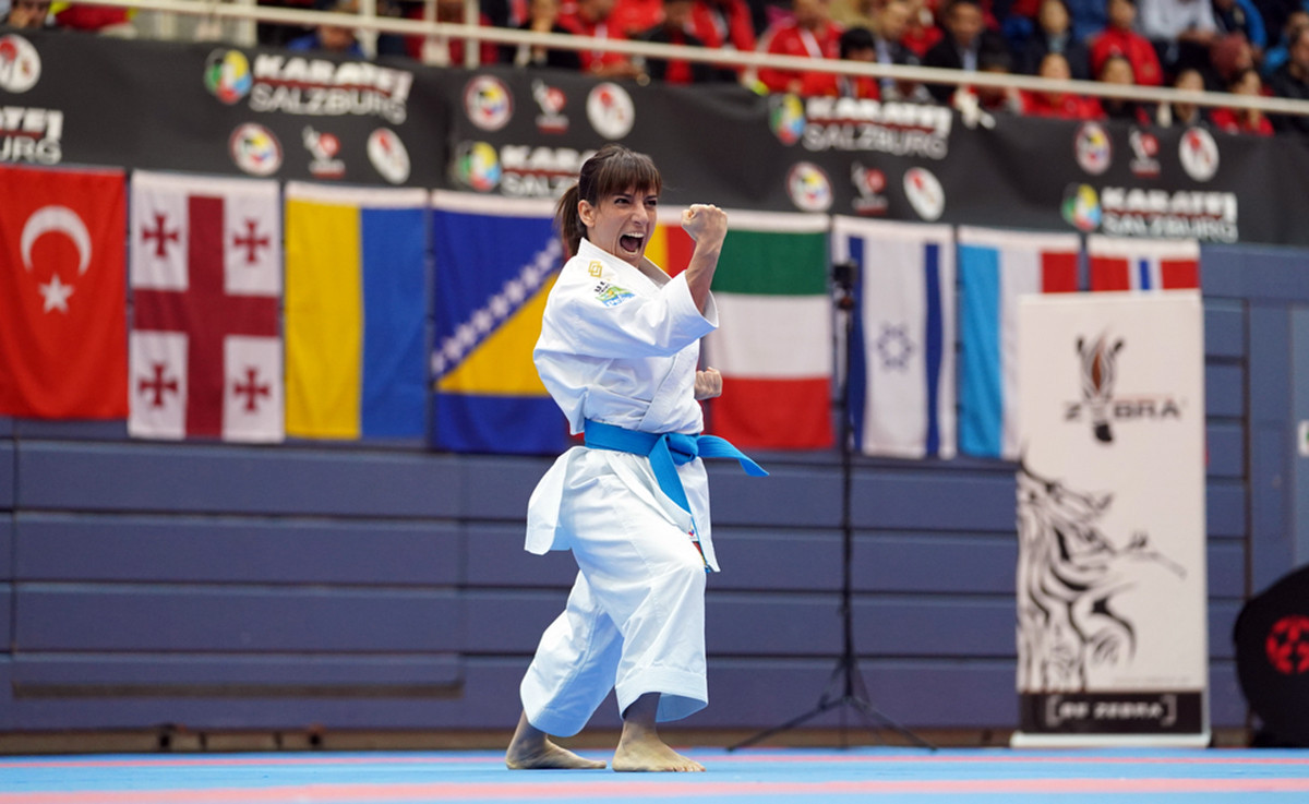 Sanchez extends winning record at Karate 1-Premier League in Salzburg