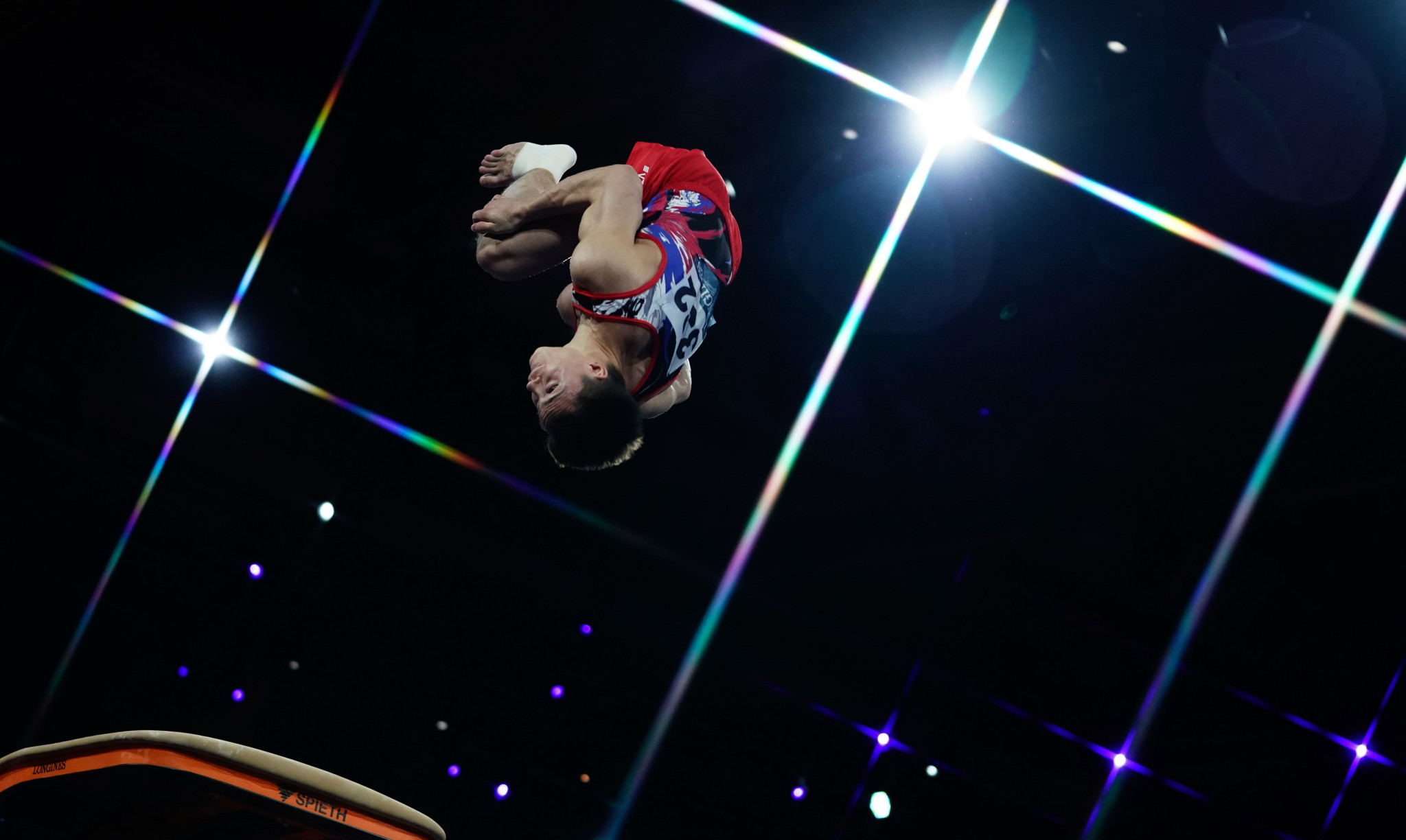 Russian gymnasts withdraw from World Cups because of coronavirus