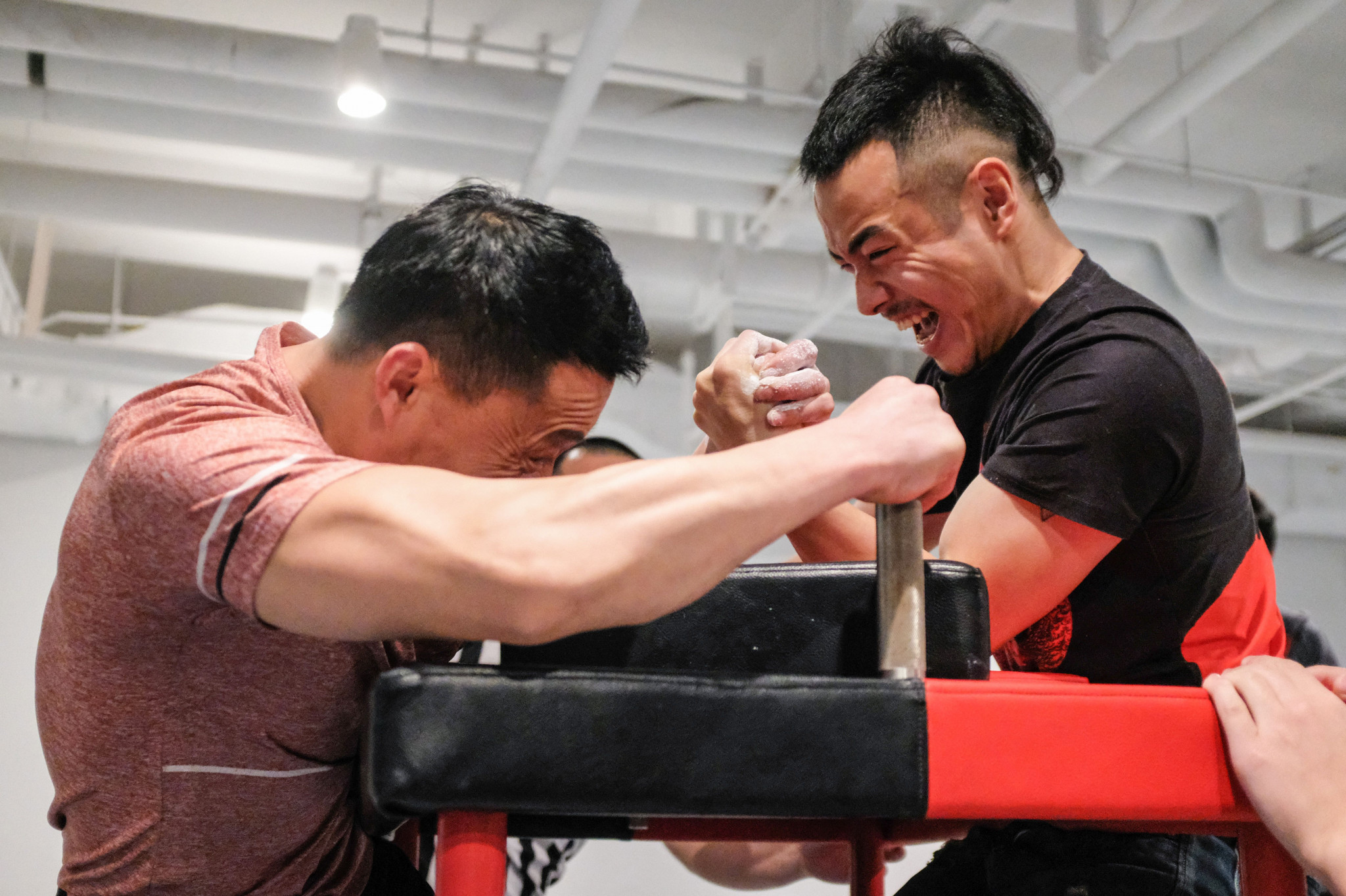 Arm wrestling has also been accepted by FISU ©Getty Images