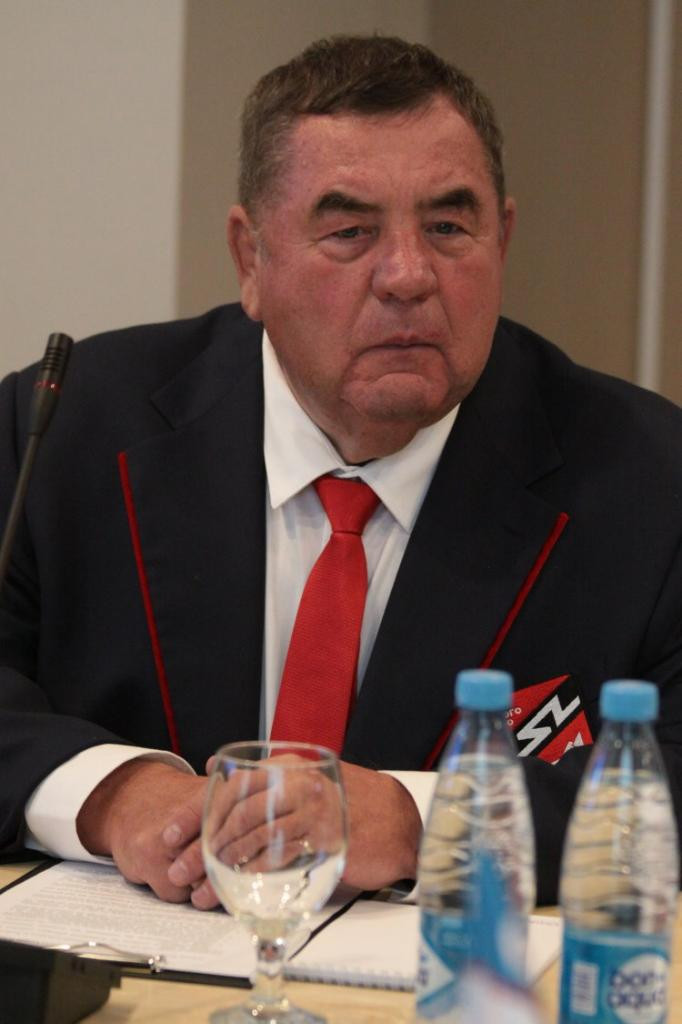The event was attended by FIAS President Vasily Shestakov ©All-Russian Sambo Federation