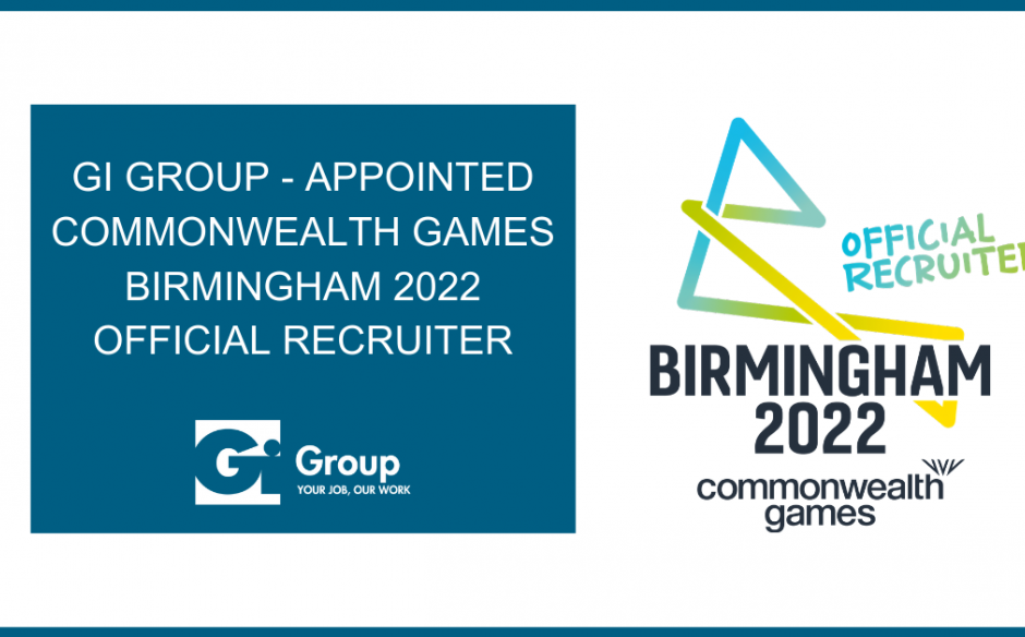 Gi Group has been appointed as the official recruiter for the 2022 Commonwealth Games in Birmingham ©Gi Group