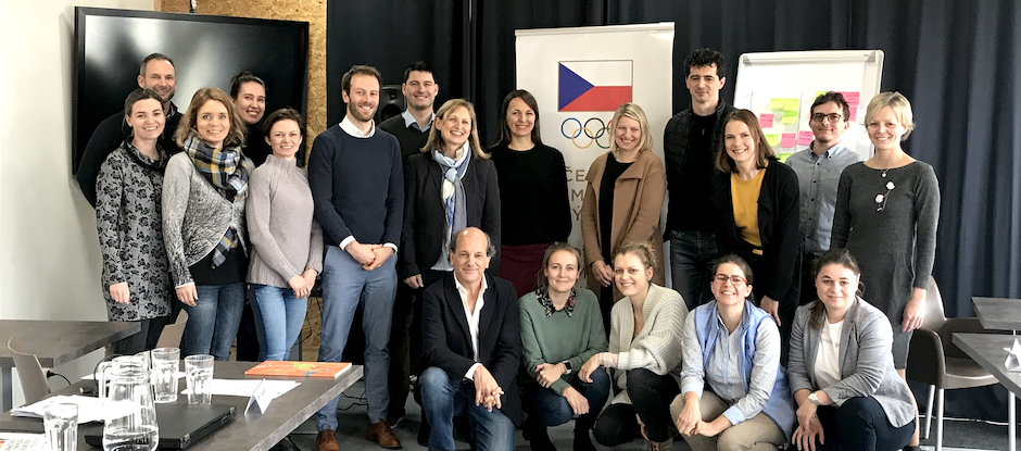 The National Olympic Committees of the Czech Republic, Hungary and Slovakia are working on the ASAP project ©COC