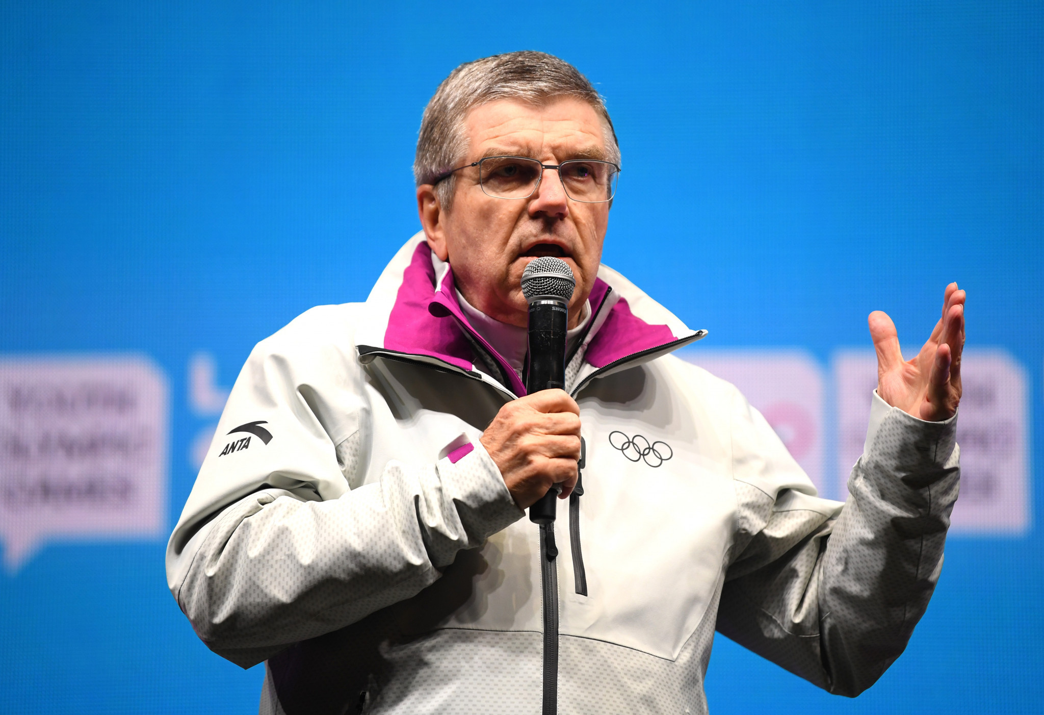 Thomas Bach has claimed the IOC is fully committed to the success of Tokyo 2020 ©Getty Images