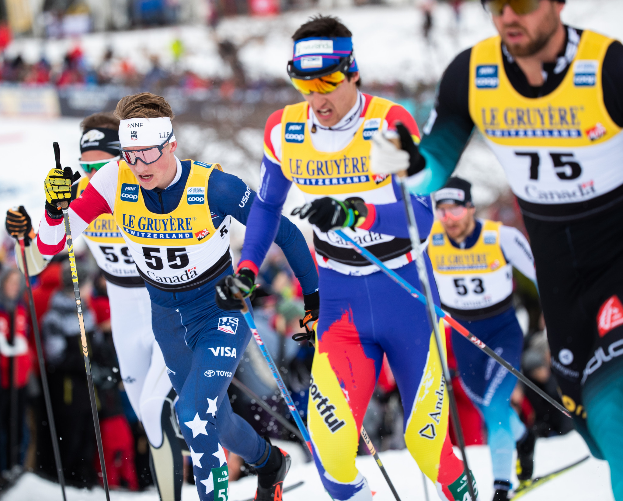 Schumacher and Fossesholm claim wins at FIS Nordic Junior and Under-23 Cross-Country World Ski Championships